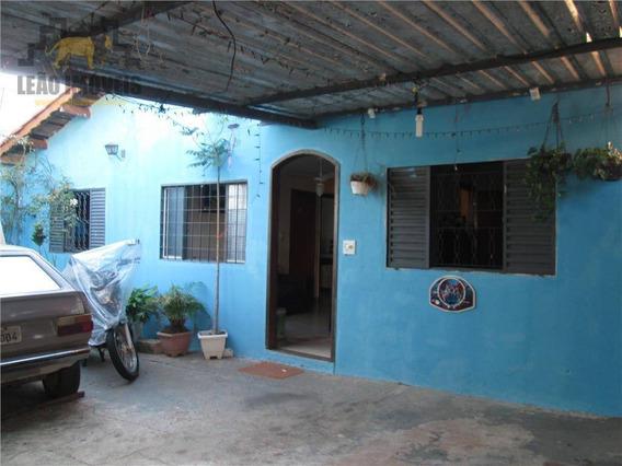 Casa Residencial À Venda, Jardim Novo Mundo, Valinhos. - Ca1637