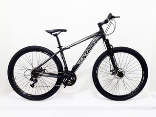 Bicicleta Aro 29 Mtb Xt 24 Vel. Cambio Shimano Freio Disco
