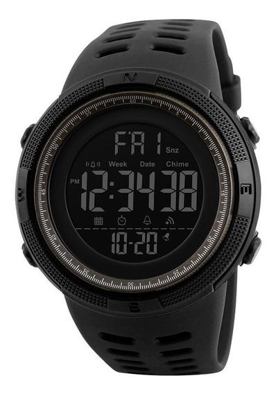 Reloj Skmei 1251 Hombre Deportivo Digital Resistente Al Agua