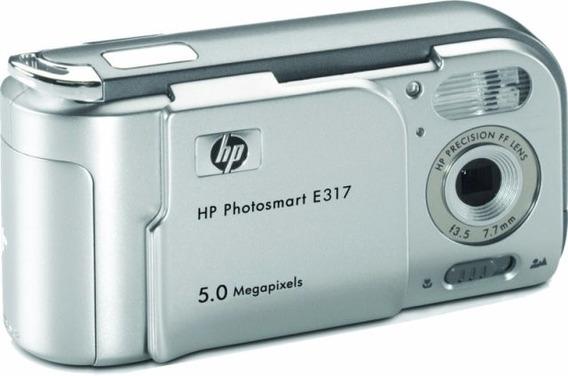 Camara Hp E317 Usada