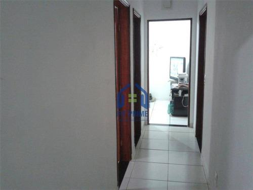 Casa Residencial À Venda, Jardim Urupês, São José Do Rio Preto - Ca0567. - Ca0567
