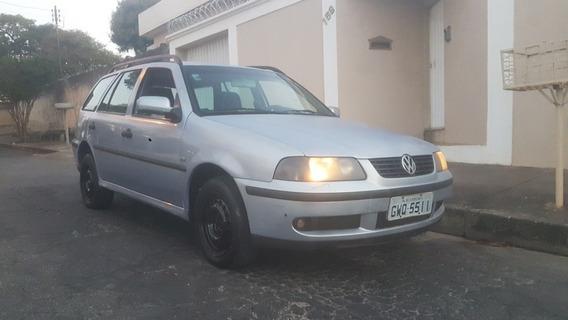 Volkswagen Parati 2001 Turbo Completa Doc Ok (ar Direçao)