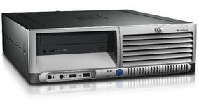 Cpu Desktop Hp Pentium 4 1gb Hd 80gb Teclado E Mouse