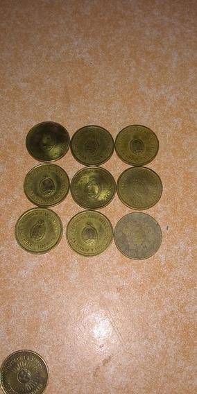 Monedas Argentinas De 5 Y 10 Centavos