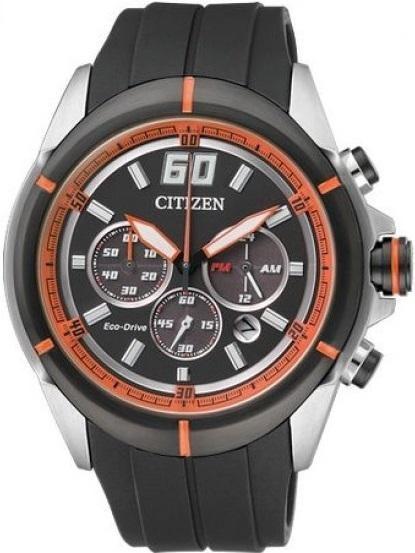 Relógio Citizen Eco-drive Masculino Cronógrafo Ca4105-02e