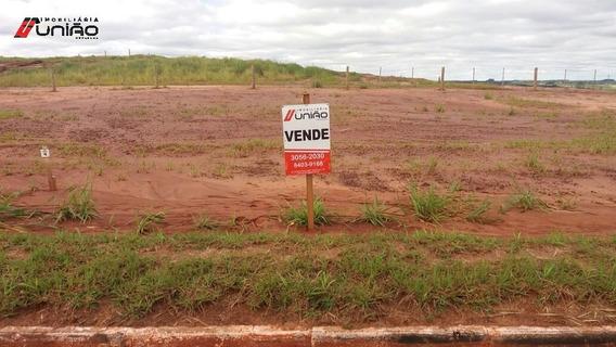 Vende Terreno No Jardim Trianon - Umuarama - 722