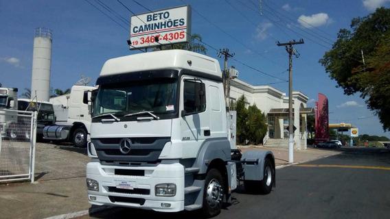 M. Benz Axor 2035 4x2 T. Alto C/ Ar Condicionado