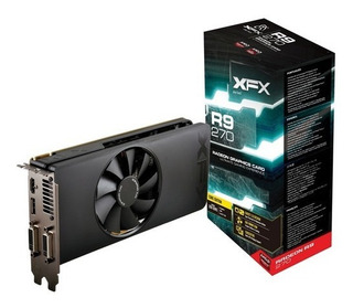 Placa De Video R9 270 2gb Simil Gtx 1050 Juga Fortnite
