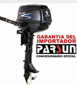 Motor Fuera De Borda Parsun 5 Hp 4 T Nuevo - En Caja !!!