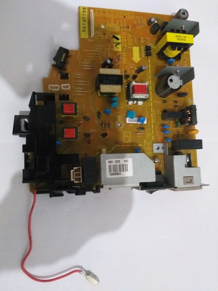 Placa Fonte Da Impressora Laser Jet 1020