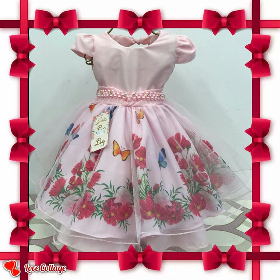 Vestido Festa Princesa