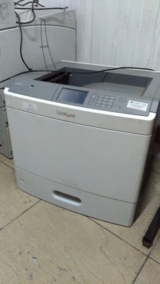 Impressora Laser Colorida Profi Lexmark C792 Com Tonner