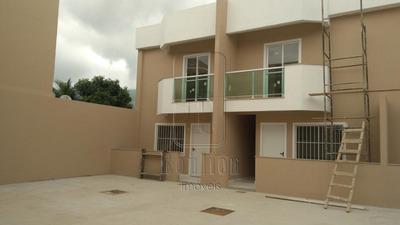 Casa Com 2 Dormitórios À Venda, 74 M² Por R$ 270.000 - Vila Bandeirantes - Nova Iguaçu/rj - Ca0200