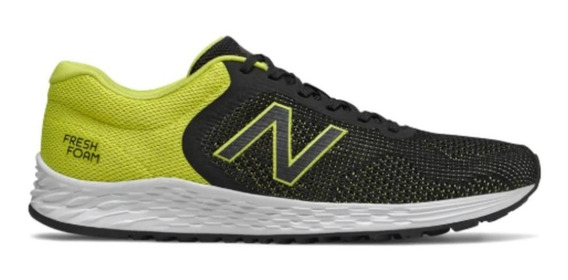 Tênis New Balance Fresh Foam Arishi V2 Preto/am Masculino