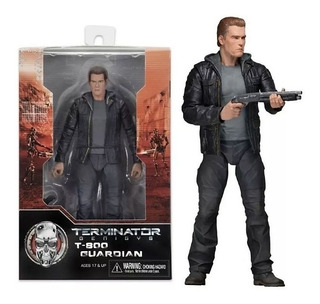 T-800 Terminator: Génesis. 18 Cm, Serie 1. Neca