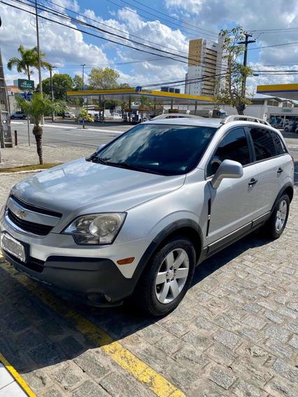 Chevrolet Captiva 2.4 Sport Ecotec 5p 2012