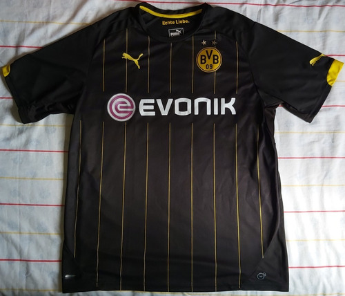 Camisa Borussia Dortmund 2 2014/2015