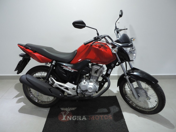 Honda Cg 160 Start 2019 C/ 106 Km