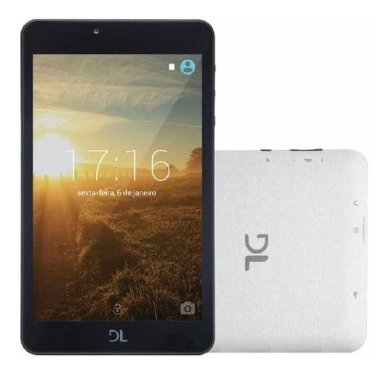 Tablet Dl 8gb Tela 7 Quad Core Android 5.1 Ideal Video Aula