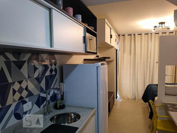 Apartamento Para Aluguel - Consolação, 1 Quarto, 21 - 893110183