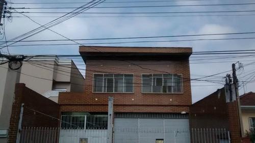 Imagem 1 de 2 de Galpão Comercial À Venda, Vila Aricanduva, São Paulo. - Ga0031