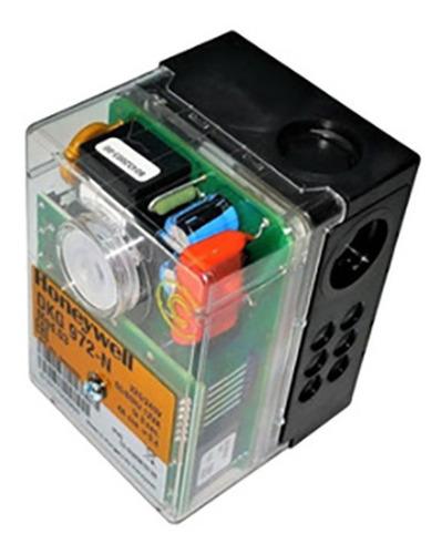 Controlador De Llama Electronico Satronic Dkg 972 N + Zocalo