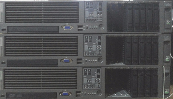 Servidor Hp Proliant Dl385 G2 Rack 2u