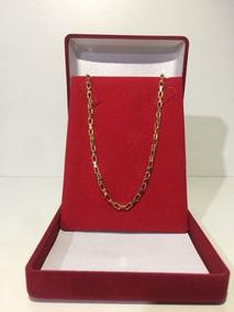 Cartier Tijolinho 3 Mm Folheado A Ouro 18k 10 Micros