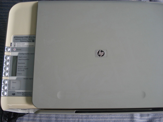 Impressora Hp C3180 Usada