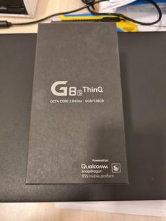 Celular LG G8s Thinq 6gb/128gb