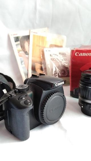 Canon Eos Digital Rebel Xti (eos 400d) - Cámaras y
