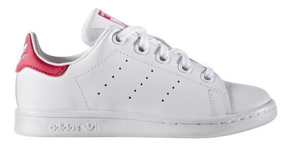 Zapatillas adidas Originals Stan Smith Kids - Ba8377 - Trips