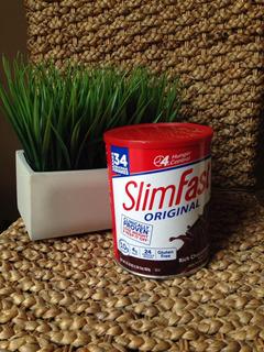 Malteada Slimfast Sabor Chocolate 884g