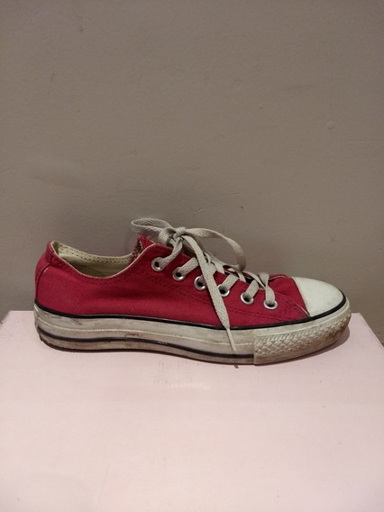 Zapatillas Converse All Star Fucsias Talle 37