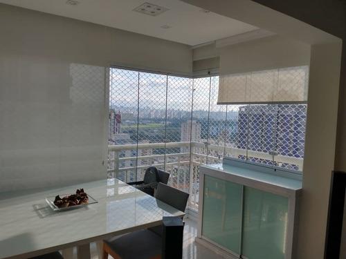 Apartamento Em Santana 58m² Com Varanda Gourmet - Mi84505
