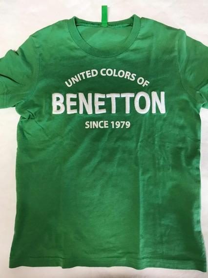 Remera Benetton Talle 6/7