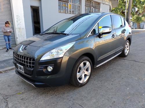 Imagen 1 de 9 de Peugeot 3008 1.6 Premium Plus Thp Tiptronic 2011 Zona Bernal