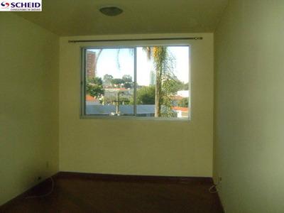 Vila Santa Catarina: Apartamento Com 2 Dormitórios, Garagem. - Mc5761
