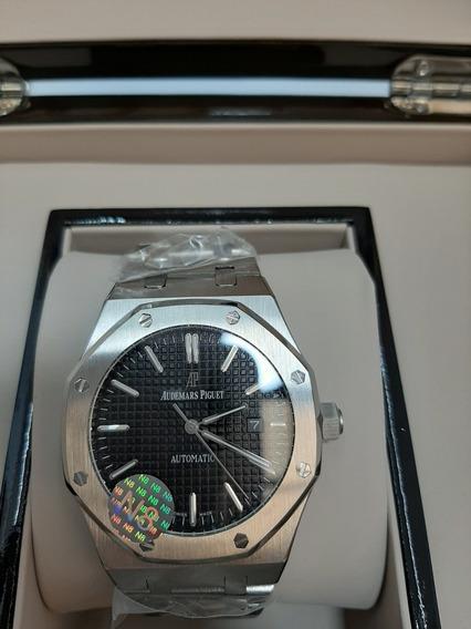 Reloj Suizo Automático Audemars Piguet Royal Oak Negro