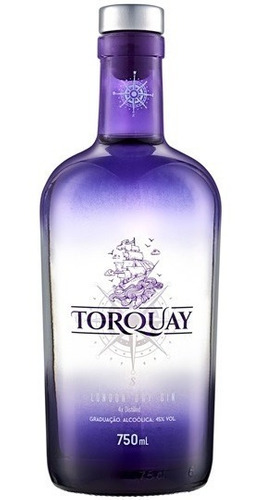 Gin Torquay 750ml - Estilla