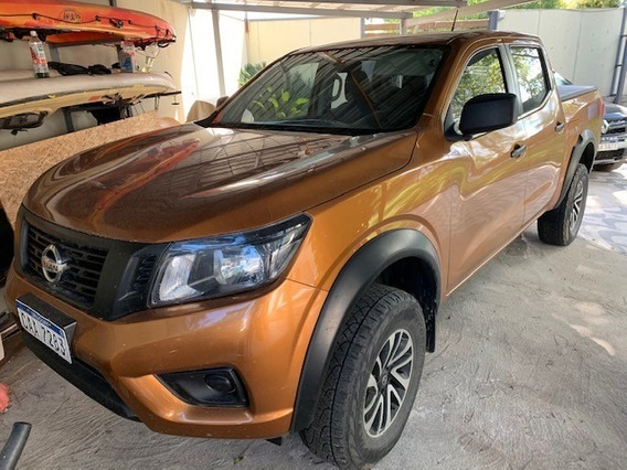 Nissan Frontier 2.5 Doble Cabina