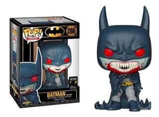 Funko Pop Batman 80th Red Rain Batman (1991) #286 - Ndtoys