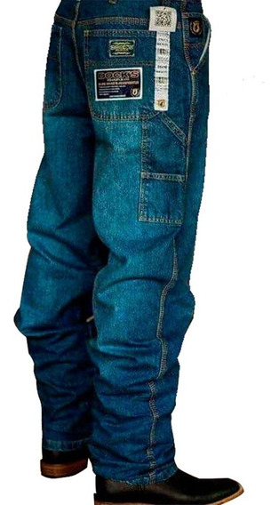 Calça Jeans Carpenter/carpinteira Blue Masculina Dock