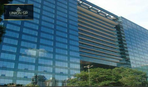 Andar Corporativo Para Alugar, 1446 M² Por R$ 265.585,85/mês - Itaim Bibi - São Paulo/sp - Ac0015