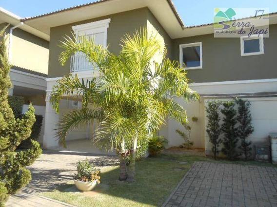 Casa 4 Dormitórios À Venda, 173 M² Por R$ 900.000 - Jardim Ermida I - Jundiaí/sp - Ca2077