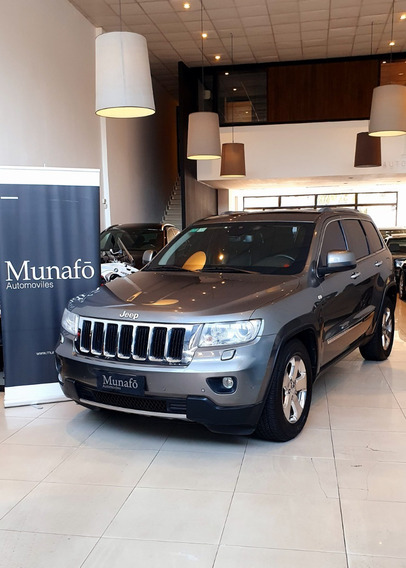 Jeep Grand Cherokee 3.6 Ltd Atx Blindada Rb3 Armoring 2012