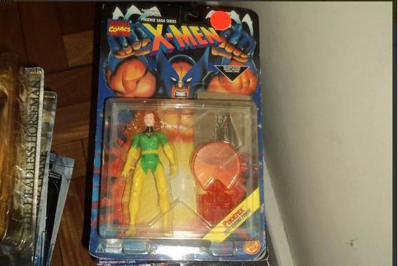 X-men Jean Grey Fenix Phoenix Toy Biz Boneco Legends Raro