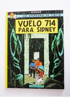 Las Aventuras De Tintin - Vuelo 714 Para Sidney
