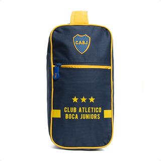 Botinero Solci Boca Junior Futbol Oficial
