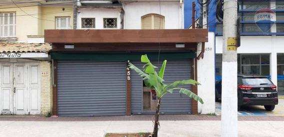 Casa Comercial Com 5 Salas - Vila Clementino - Ca1309